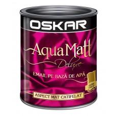 Email Oskar Aqua Matt ocru unicat 0.6L