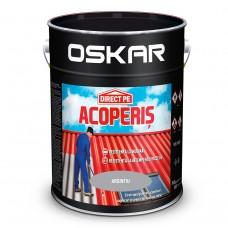 Email Oskar Direct pe Acoperis argintiu 10L