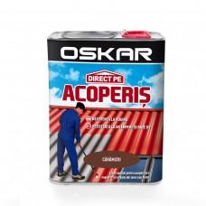 Email Oskar Direct pe Acoperis caramiziu 2.5L