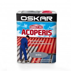 Email Oskar Direct pe Acoperis gri metal 2.5L