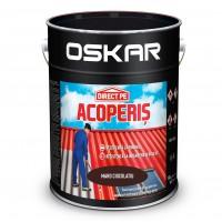 Email Oskar Direct pe Acoperis maro ciocolatiu 10L