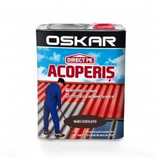 Email Oskar Direct pe Acoperis maro ciocolatiu 2.5L