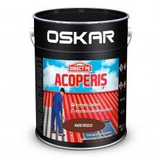 Email Oskar Direct pe Acoperis maro roscat 10L