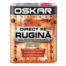 Email Oskar Direct pe Rugina auriu metalizat 2.5L