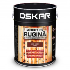 Email Oskar Direct pe Rugina maro roscat lucios 10L