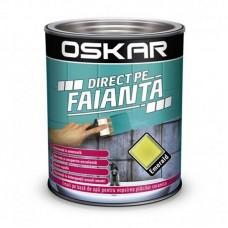 Email Oskar - Direct pe faianta emerald 600 ml