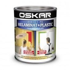 Email Oskar - Direct pe melaminat si plastic caramel 0.6L