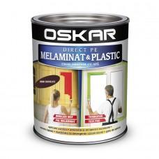Email Oskar - Direct pe melaminat si plastic chocolate 0.6L