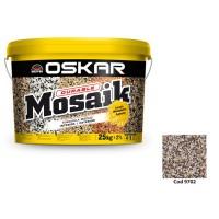 Tencuiala decorativa Oskar Mosaik 9702 25 kg