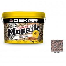 Tencuiala decorativa Oskar Mosaik 9704 25 kg