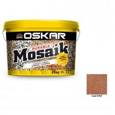 Tencuiala decorativa Oskar Mosaik 9707 25 kg