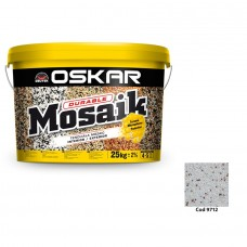 Tencuiala decorativa Oskar Mosaik 9712 25 kg