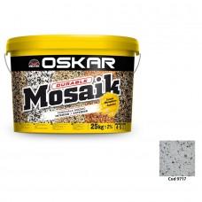 Tencuiala decorativa Oskar Mosaik 9717 25 kg