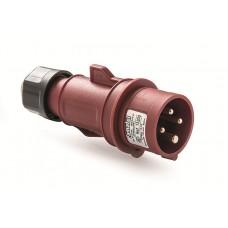 Fisa industriala trifazata 400V 4P 32A 6h IP44 Famatel