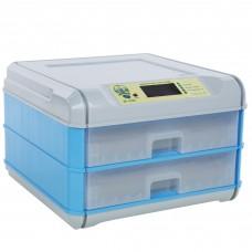 Incubator automat 128 oua 2 sertare