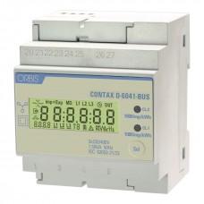 Contor modular monofazat digital 60A Contax D-6041-BUS Orbis