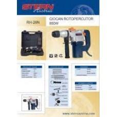 Ciocan rotopercutor 26mm, 4j, 850w - Stern