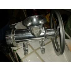 Masina de tocat, model aluminiu coarba 32